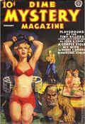 Dime Mystery Magazine (1932-1950 Dime Mystery Book Magazine - Popular) Pulp Vol. 16 #3