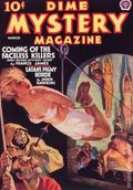 Dime Mystery Magazine (1932-1950 Dime Mystery Book Magazine - Popular) Pulp Vol. 16 #4