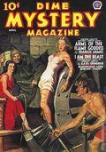 Dime Mystery Magazine (1932-1950 Dime Mystery Book Magazine - Popular) Pulp Vol. 17 #1