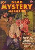 Dime Mystery Magazine (1932-1950 Dime Mystery Book Magazine - Popular) Pulp Vol. 17 #2