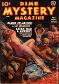 Dime Mystery Magazine (1932-1950 Dime Mystery Book Magazine - Popular) Pulp Vol. 17 #3