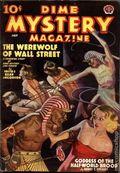 Dime Mystery Magazine (1932-1950 Dime Mystery Book Magazine - Popular) Pulp Vol. 17 #4