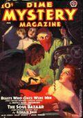 Dime Mystery Magazine (1932-1950 Dime Mystery Book Magazine - Popular) Pulp Vol. 18 #1