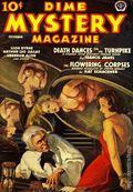 Dime Mystery Magazine (1932-1950 Dime Mystery Book Magazine - Popular) Pulp Vol. 18 #3