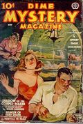 Dime Mystery Magazine (1932-1950 Dime Mystery Book Magazine - Popular) Pulp Vol. 18 #4
