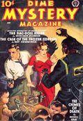 Dime Mystery Magazine (1932-1950 Popular) Dime Mystery Book Magazine Vol. 19 #2