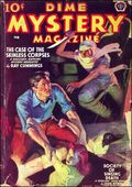 Dime Mystery Magazine (1932-1950 Dime Mystery Book Magazine - Popular) Pulp Vol. 19 #3