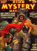 Dime Mystery Magazine (1932-1950 Dime Mystery Book Magazine - Popular) Pulp Vol. 20 #1