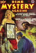 Dime Mystery Magazine (1932-1950 Dime Mystery Book Magazine - Popular) Pulp Vol. 20 #2