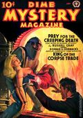 Dime Mystery Magazine (1932-1950 Dime Mystery Book Magazine - Popular) Pulp Vol. 20 #4