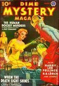 Dime Mystery Magazine (1932-1950 Dime Mystery Book Magazine - Popular) Pulp Vol. 21 #1