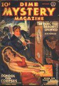 Dime Mystery Magazine (1932-1950 Dime Mystery Book Magazine - Popular) Pulp Vol. 21 #2