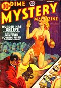 Dime Mystery Magazine (1932-1950 Dime Mystery Book Magazine - Popular) Pulp Vol. 22 #1