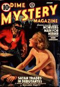 Dime Mystery Magazine (1932-1950 Dime Mystery Book Magazine - Popular) Pulp Vol. 22 #2