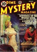 Dime Mystery Magazine (1932-1950 Dime Mystery Book Magazine - Popular) Pulp Vol. 22 #3