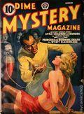Dime Mystery Magazine (1932-1950 Dime Mystery Book Magazine - Popular) Pulp Vol. 22 #4