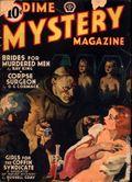 Dime Mystery Magazine (1932-1950 Dime Mystery Book Magazine - Popular) Pulp Vol. 23 #1