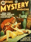 Dime Mystery Magazine (1932-1950 Dime Mystery Book Magazine - Popular) Pulp Vol. 23 #2
