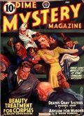 Dime Mystery Magazine (1932-1950 Dime Mystery Book Magazine - Popular) Pulp Vol. 23 #3