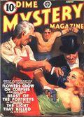 Dime Mystery Magazine (1932-1950 Popular) Dime Mystery Book Magazine Vol. 23 #4