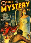 Dime Mystery Magazine (1932-1950 Dime Mystery Book Magazine - Popular) Pulp Vol. 24 #1