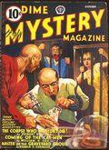 Dime Mystery Magazine (1932-1950 Dime Mystery Book Magazine - Popular) Pulp Vol. 24 #2