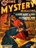 Dime Mystery Magazine (1932-1950 Dime Mystery Book Magazine - Popular) Pulp Vol. 24 #3