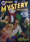 Dime Mystery Magazine (1932-1950 Popular) Dime Mystery Book Magazine Vol. 24 #4