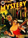 Dime Mystery Magazine (1932-1950 Dime Mystery Book Magazine - Popular) Pulp Vol. 25 #1