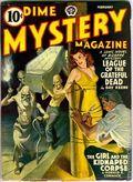 Dime Mystery Magazine (1932-1950 Dime Mystery Book Magazine - Popular) Pulp Vol. 25 #2