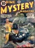 Dime Mystery Magazine (1932-1950 Dime Mystery Book Magazine - Popular) Pulp Vol. 25 #3