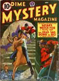 Dime Mystery Magazine (1932-1950 Dime Mystery Book Magazine - Popular) Pulp Vol. 25 #4