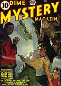 Dime Mystery Magazine (1932-1950 Dime Mystery Book Magazine - Popular) Pulp Vol. 26 #1