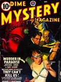 Dime Mystery Magazine (1932-1950 Dime Mystery Book Magazine - Popular) Pulp Vol. 26 #2