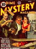 Dime Mystery Magazine (1932-1950 Dime Mystery Book Magazine - Popular) Pulp Vol. 26 #4