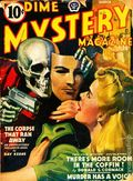Dime Mystery Magazine (1932-1950 Dime Mystery Book Magazine - Popular) Pulp Vol. 27 #1