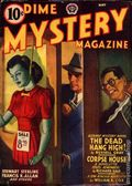 Dime Mystery Magazine (1932-1950 Dime Mystery Book Magazine - Popular) Pulp Vol. 27 #2