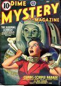 Dime Mystery Magazine (1932-1950 Dime Mystery Book Magazine - Popular) Pulp Vol. 27 #3
