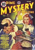 Dime Mystery Magazine (1932-1950 Dime Mystery Book Magazine - Popular) Pulp Vol. 27 #4