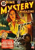 Dime Mystery Magazine (1932-1950 Dime Mystery Book Magazine - Popular) Pulp Vol. 28 #2