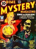 Dime Mystery Magazine (1932-1950 Dime Mystery Book Magazine - Popular) Pulp Vol. 28 #3