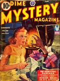 Dime Mystery Magazine (1932-1950 Dime Mystery Book Magazine - Popular) Pulp Vol. 28 #4