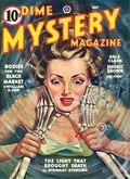 Dime Mystery Magazine (1932-1950 Dime Mystery Book Magazine - Popular) Pulp Vol. 29 #1