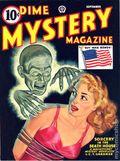 Dime Mystery Magazine (1932-1950 Dime Mystery Book Magazine - Popular) Pulp Vol. 29 #2