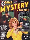 Dime Mystery Magazine (1932-1950 Dime Mystery Book Magazine - Popular) Pulp Vol. 29 #4