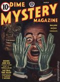 Dime Mystery Magazine (1932-1950 Dime Mystery Book Magazine - Popular) Pulp Vol. 30 #1