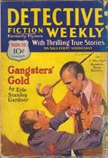 Detective Fiction Weekly (1928-1942 Red Star News) Pulp Vol. 54 #4