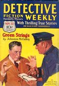 Detective Fiction Weekly (1928-1942 Red Star News) Pulp Vol. 54 #5