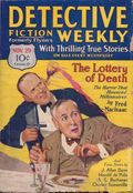 Detective Fiction Weekly (1928-1942 Red Star News) Pulp Vol. 54 #6