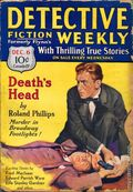 Detective Fiction Weekly (1928-1942 Red Star News) Pulp Vol. 55 #1